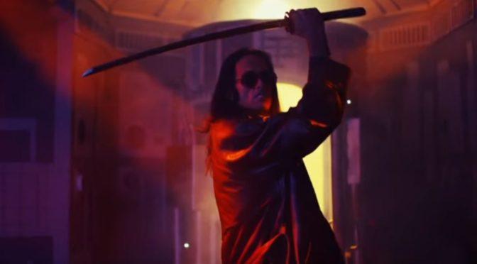 BONUS EPISODE 4: Interview with actor Mathew Karedas (The Samurai Cop)